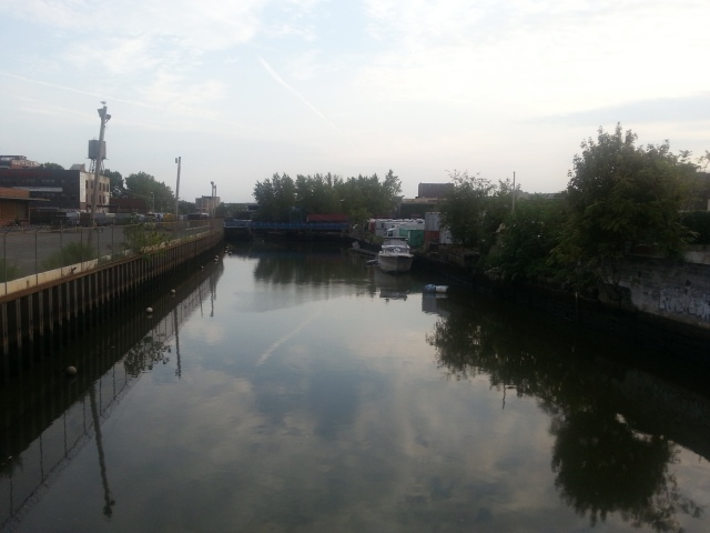 Gowanus Long runs